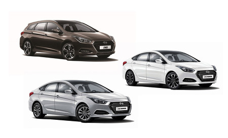 현대차 '2017 i40' 출시··· 최대 100만원 가격 인하