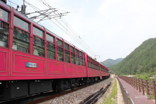 하나로패스 경북여행 #6 백두대간협곡열차 브이트레인타고 승부역으로