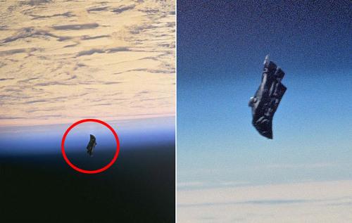 NASA 비행사들이 우주에서 본 가장 괴상한 장면들 톱10