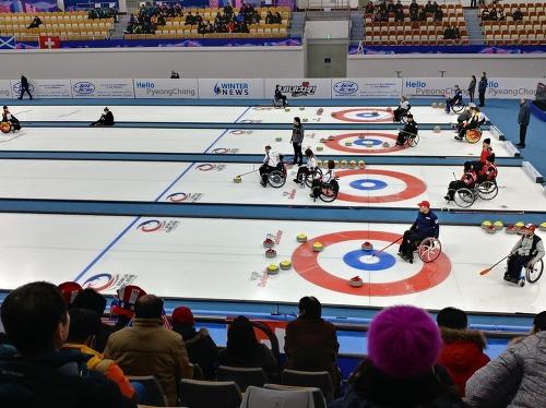 평창동계올림픽의 감동을 이어가는 2018 평창동계패럴림픽 안내