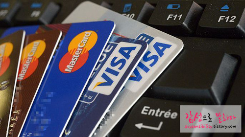 아마존닷컴 해외직구시 결제가능한 신용카드와 체크카드 종류는?