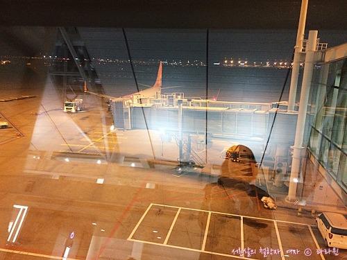 아빠 칠순 기념 세부 가족 여행, 새벽 공항 & 팜그래스 호텔