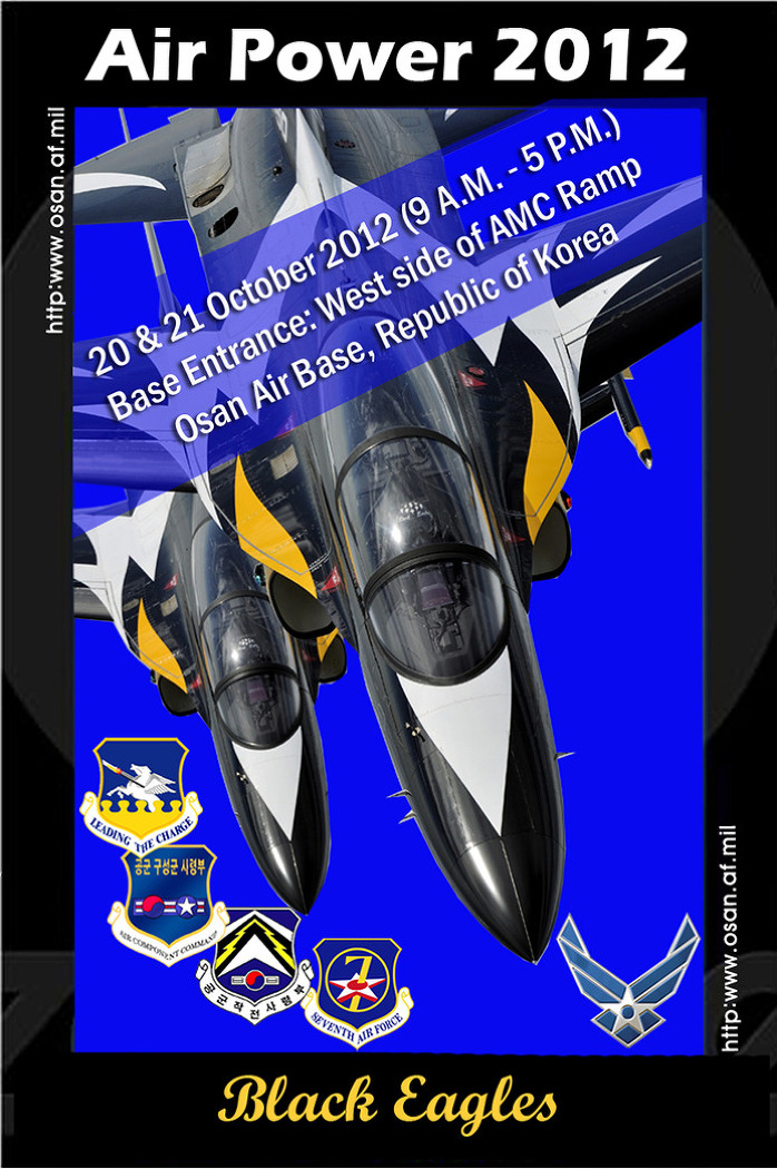 U.S., ROK Showcase Skills During 2012 Air..