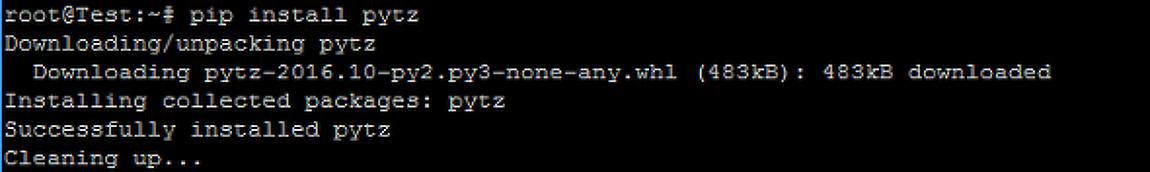 Python - Timezone 변경하기