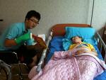 양주 대진 요양원에서 권태욱 선생님이 297차 6155명을 진료하였습니다(11.09.17)