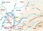 남북전쟁 11. 서부전역 - a. 샤일로 전투