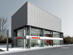 INCHEON HONDA SHOWROOM