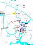 남북전쟁 6. 동부전역 - d. 7일전투