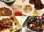 저렴한 갈은 소고기(Ground Beef)로 쌈밥에서 스테이크까지 5종 요리