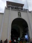 1608 호치민, 무이네 5일: 벤탄시장을 잠시 들르다.