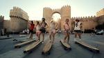 Longboard Girls Crew in Madrid - 롱보드 걸즈크루
