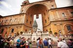 바티칸 박물관 매표소, 광장 이야기...