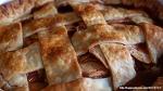 겉은 바삭 속은 달콤 새콤 촉촉한 애플 파이, 사과 파이 Apple Pie