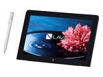 NEC, Atom x7 탑재 태블릿 LAVIE Tab W 발표