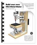 페이스트 3D 프린터 제작: 1.재료 모으기 및 연마봉 자르기.