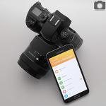 스마트폰과 연결하면 플래그쉽 카메라 삼성 NX1이 더욱 스마트해진다!