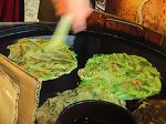 광장시장 맛집 호박전 빈대떡 노점에서 먹는맛