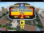 버스주차게임 - 버스파킹월드2