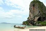 [태국 여행]바다위에 솟은 한폭의 산수화 풍광 '끄라비'