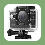 고프로만큼 좋은 액션캠 추천! 엘레캠! ELE Explorer 4K WiFi Action Camera