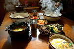 [동인천 맛집] 푸짐한 한 상 차림! 보리밥과 칼국수