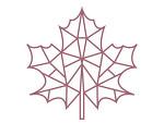 기하학적 나뭇잎 이주의 무료 도안 :: 실루엣 코리아 카메오 3 포트레이트 큐리오 자이론