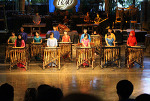 인도네시아 자카르타 여행 신명나는 앙클룽 공연