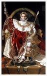 나폴레옹 보나파르트, 역사상 손꼽히는 군사전략가로 프랑스 최초 황제가 되다.