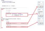DELPHI 함수 프로시저에서 매개변수 전달방식