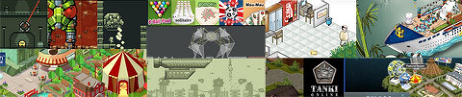 플래시 게임 엔진 라이브러리 리스트