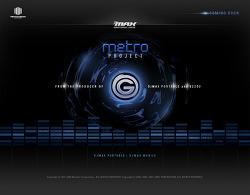DJMAX METRO PROJECT