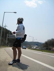 자전거 초보의 도전기 [ 한계령 ]