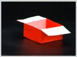 상자 종이접기 동영상입니다. 종이사이즈는 15 x 15cm 입니다.