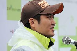 왕 전문 배우 임호도 함께한 북한산 둘레길 걷기