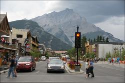 캐나다로키 #05 마음을 담구며 살고싶은 마을, 밴프 타운(Banff Town)
