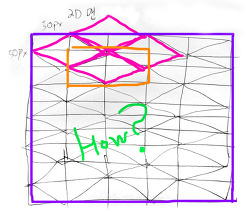 2D 맵 제작 매커니즘 (3D시점의 마름모형 맵)