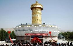티베트의 기도바퀴와 우리나라 윤장대