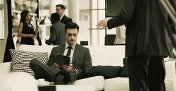 몽고메리 클리프트 닮은 미남 배우 / 미드 '부통령이 필요해'의 리드 스콧
