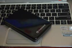 충격에서 안전한 1TB 외장하드 USB3.0 [트랜센드 외장하드]