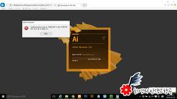인터넷 익스플로러에서 AI파일(일러스트 파일) 다운로드가 안되거나 안열리는 문제