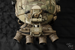 [NVG] Wilcox 4hole shroud with GPNVG18.