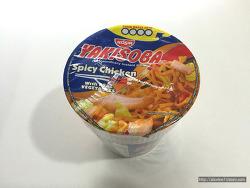 """필리핀 편의점, 슈퍼마켓에서 파는 컵라면 """"야끼소바"""""""