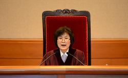 박근혜와 그 변호사들이 결국 제무덤을 팠다(선고문 전문)