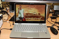 HP 스펙터 X360 성능 벤치마크 리뷰