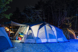 [캠핑스케치.010][2017.05.03~05.06] 영흥도 무지개펜션 캠핑장 - 시설 많이 열악해요 비추, 그래도 캠핑은 좋네요. [스크롤주의]