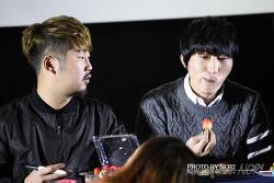 2013.12.01 딕펑스(DICKPUNKS) 신촌 팬사인회 두번째