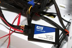 WD SSD 내구성 삼성 SSD에 못지 않게 괜찮아