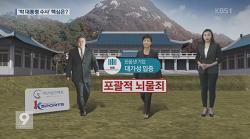 박근혜는 무슨 범죄를 저질렀는가? 직권남용, 뇌물죄, 공무 외교 기밀 누설죄 등