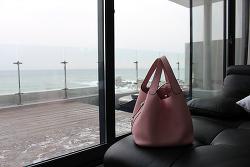 봄에는 핑크핑크한 피코탄 백으로 기분내자