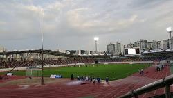 청춘FC vs 성남 경기도 다녀왔습니다. (골~)